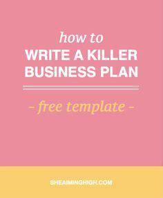 How to Simply Write a Business Plan for a Loan Chroncom